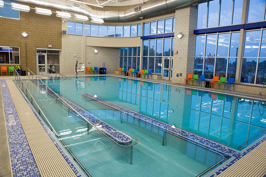 Midco 174 Aquatic Center